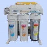 دستگاه تصفیه آب خانگی شش مرحله ای کی فلو KFLOW