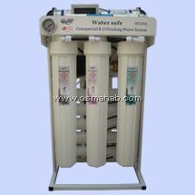 دستگاه تصفیه آبنیمه صنعتی 500 گالن مارک watersafe