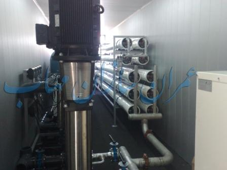 آب شیرین كن industrial Desalination devices filtration