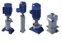 پمپ و توربین بازیافت انرژی فشار پایین